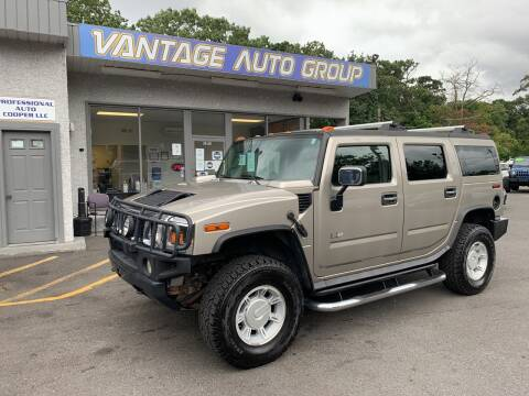 2004 HUMMER H2 for sale at Vantage Auto Group in Brick NJ