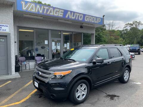 2013 Ford Explorer for sale at Vantage Auto Group in Brick NJ
