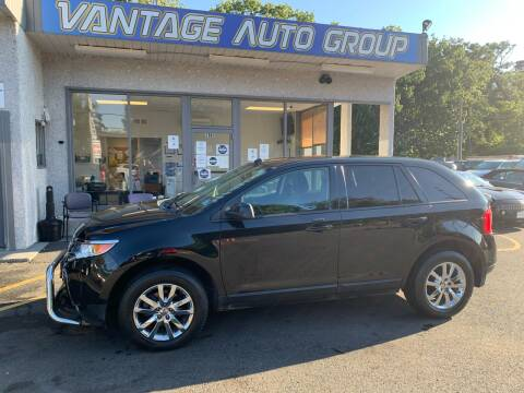 2014 Ford Edge for sale at Vantage Auto Group in Brick NJ