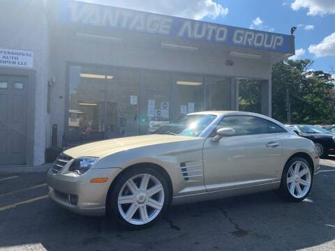 2006 Chrysler Crossfire for sale at Vantage Auto Group in Brick NJ