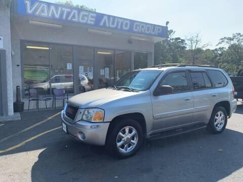 2004 GMC Envoy for sale at Vantage Auto Group in Brick NJ