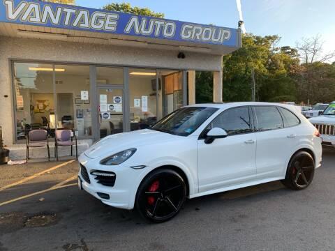 2013 Porsche Cayenne for sale at Vantage Auto Group in Brick NJ