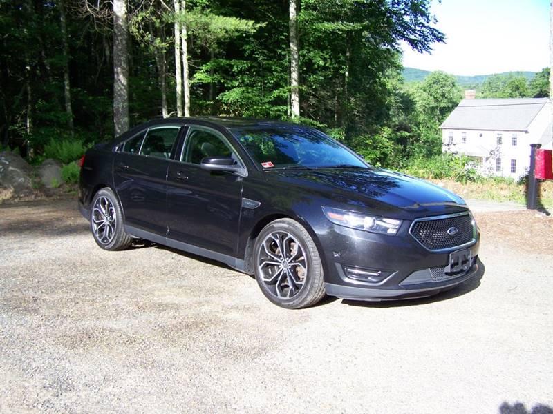 2013 Ford Taurus Sho In Hampden Ma Fox Motors