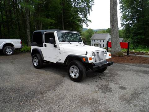 2006 Jeep Wrangler for sale in Hampden, MA