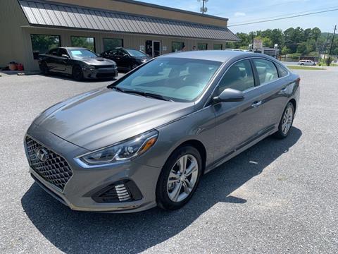2019 Hyundai Sonata for sale in Childersburg, AL