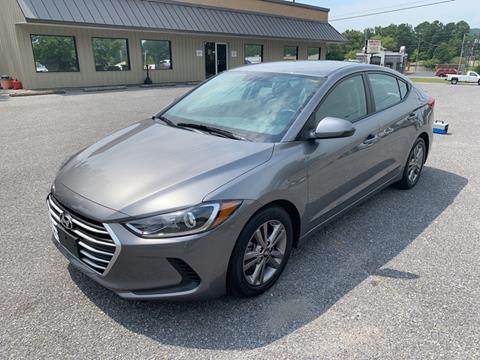 2018 Hyundai Elantra for sale in Childersburg, AL