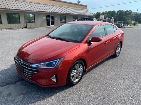 2019 Hyundai Elantra for sale in Childersburg, AL
