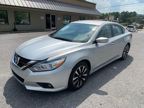 2018 Nissan Altima for sale in Childersburg, AL