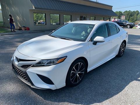 2019 Toyota Camry for sale in Childersburg, AL