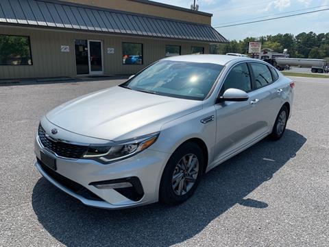 2019 Kia Optima for sale in Childersburg, AL
