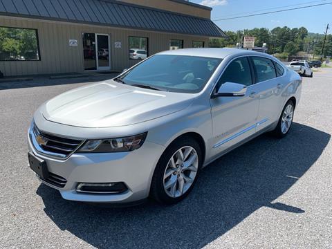 2018 Chevrolet Impala for sale in Childersburg, AL
