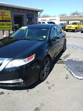 2009 Acura TL for sale in Rogers, AR