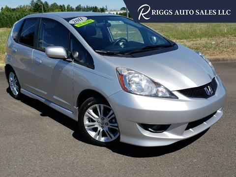 2011 Honda Fit For Sale In Salem, OR