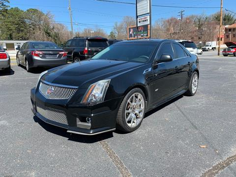 Used Cadillac Cts V For Sale >> Used Cadillac Cts V For Sale In South Carolina Carsforsale Com