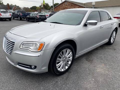 2012 Chrysler 300 for sale at Modern Automotive in Boiling Springs SC