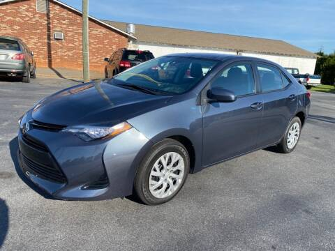 2017 Toyota Corolla for sale at Modern Automotive in Boiling Springs SC