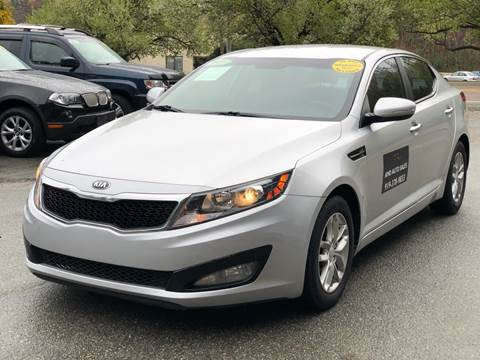 2013 Kia Optima for sale in Cary, NC