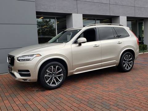 2016 Volvo XC90 for sale at AMD Auto Sales in Cary NC