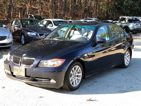 2006 BMW 3 Series for sale at AMD Auto Sales in Cary NC