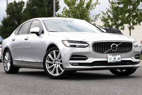 2017 Volvo S90 for sale at AMD Auto Sales in Cary NC