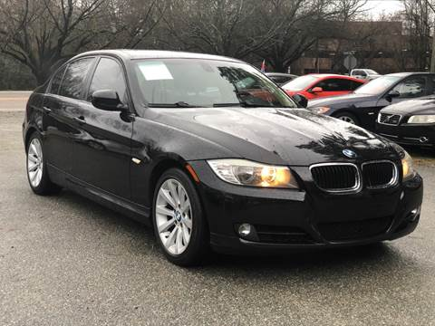 2009 BMW 3 Series for sale at AMD Auto Sales in Cary NC