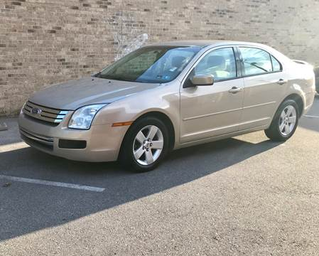 2006 Ford Fusion For Sale In Nashville Tn Carsforsale