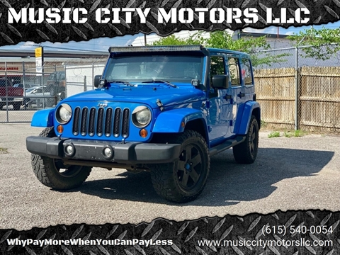 Jeeps For Sale In Tn >> Used Jeep For Sale In Nashville Tn Carsforsale Com
