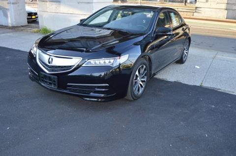 2015 Acura TLX for sale in Elmhurst, NY