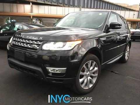 2014 Land Rover Range Rover Sport for sale in Elmhurst, NY
