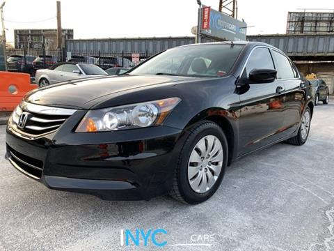 2012 Honda Accord for sale in Elmhurst, NY