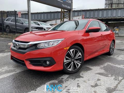 2016 Honda Civic for sale in Elmhurst, NY