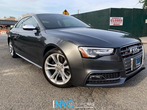 2016 Audi S5 for sale in Elmhurst, NY