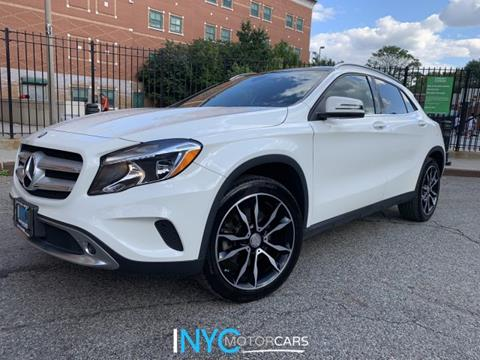 Mercedes For Sale >> 2016 Mercedes Benz Gla For Sale In Elmhurst Ny