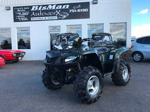 2005 Suzuki KingQuad for sale in Bismarck, ND
