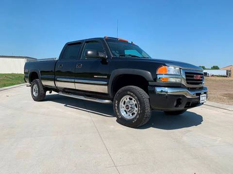 2006 GMC Sierra 2500HD for sale in Bismarck, ND