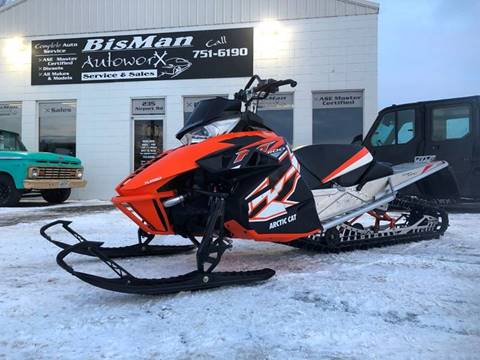 2012 Arctic Cat M1100 for sale in Bismarck, ND