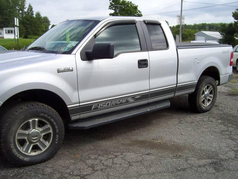 2007 Ford F-150 for sale at Kajen Enterprises in Edinboro PA