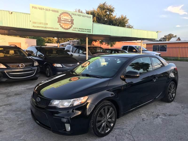 2012 Kia Forte Koup For Sale At Car Field In Orlando FL
