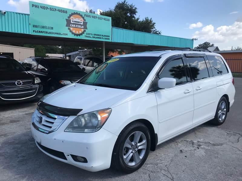 2008 Honda Odyssey For Sale At Car Field In Orlando FL
