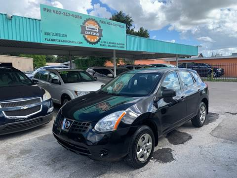 2008 Nissan Rogue S for sale at Car Field in Orlando FL