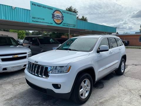 2013 Jeep Grand Cherokee Laredo for sale at Car Field in Orlando FL