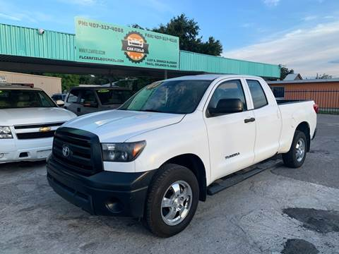 2013 Toyota Tundra for sale at Car Field in Orlando FL