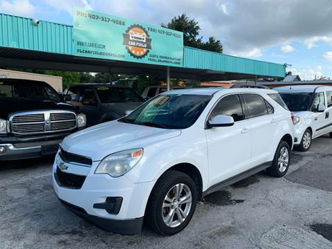 2013 Chevrolet Equinox LT for sale at Car Field in Orlando FL