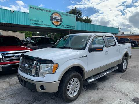 2010 Ford F-150 Lariat for sale at Car Field in Orlando FL