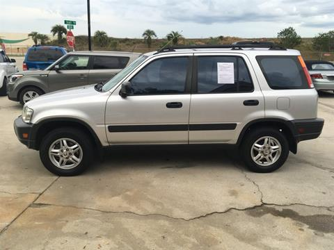 1997 Honda CR-V for sale in Bradenton, FL