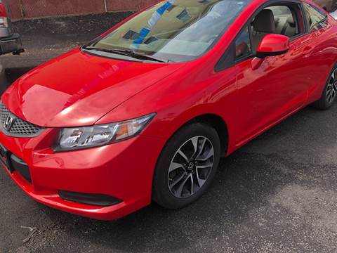 2013 Honda Civic for sale in Worcester, MA