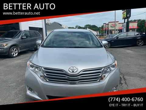 2010 Toyota Venza for sale in Attleboro, MA