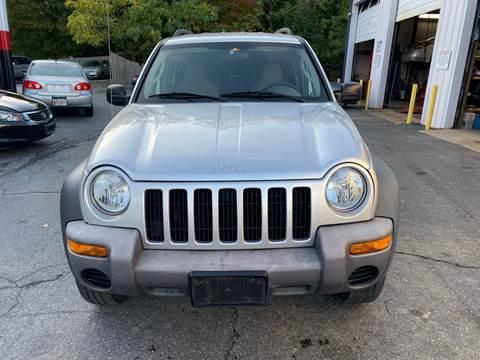 2004 Jeep Liberty for sale in Attleboro, MA
