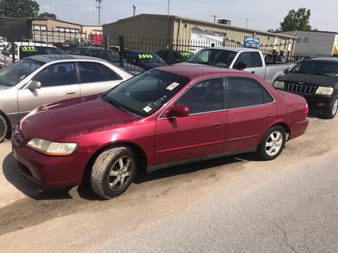 2000 Honda Accord for sale in Tulsa, OK