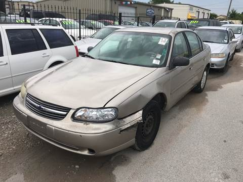 Chevrolet Malibu For Sale in Tulsa, OK - CHEAP CARS OF TULSA LLC